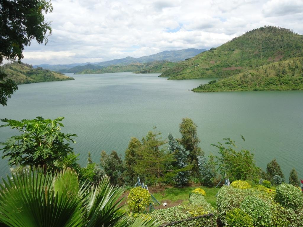 Retour au lac Kivu