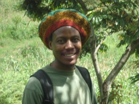 Abu, 32 ans, enfant du pays... et mon guide pour la journée..