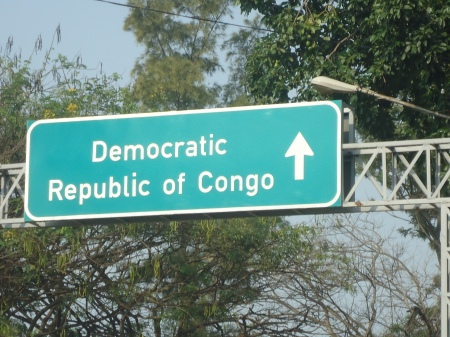 frontière Congo Rwanda