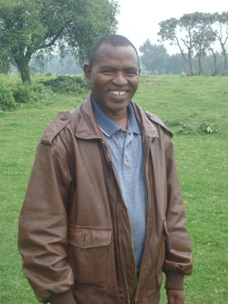 Emmanuel, directeur de l'orphelinat Imbabazi à Mugongo