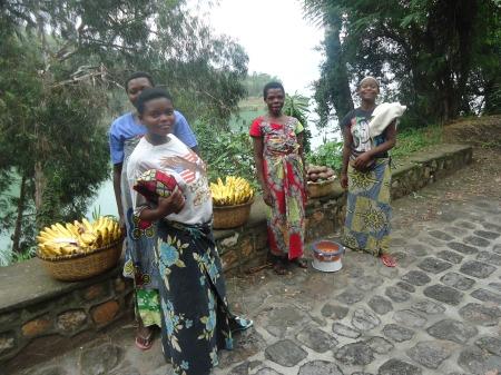 Gisenyi, lac Kivu