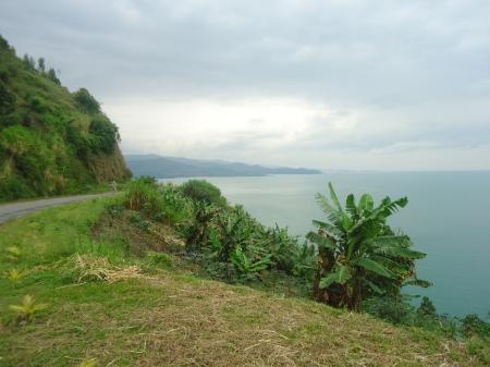 Le lac Kivu, du côté de Rubona