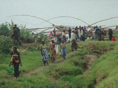 Lac Kivu Gisenyi