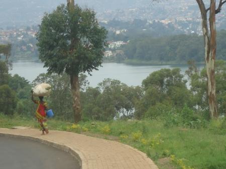 Cyangugu - Bukavu - Congo - Rwanda