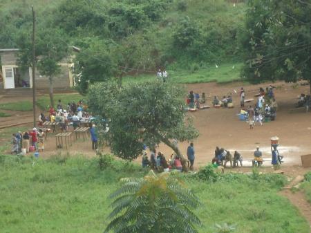 marché cyangugu