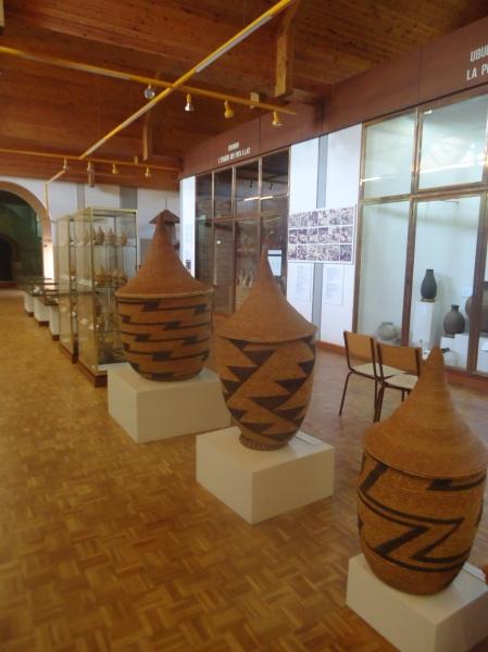 Paniers de paix, un des symboles de la culture rwandaise