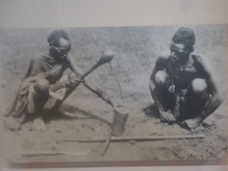 Butare Rwanda Musee National Museum