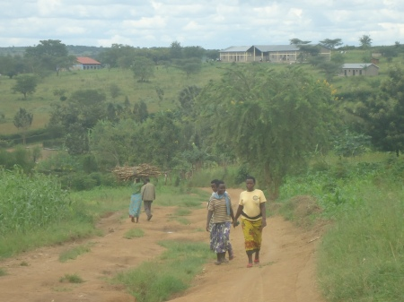 Nyagatare, secteur Karangazi, mai 2013